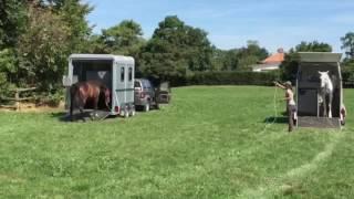 Ranch de la Briqueterie, Lentigny