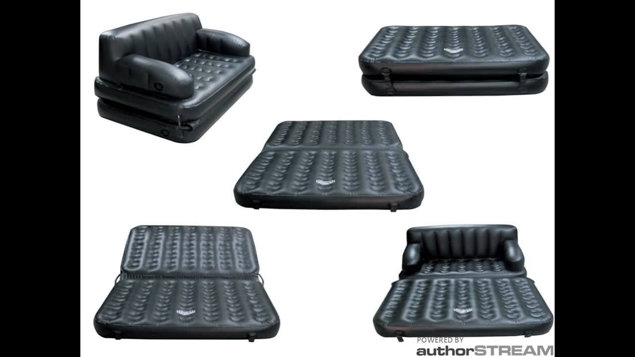 5 In 1 Air Sofa Bed Multipurpose Air Sofa Bed For Home And Offices