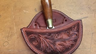 Another Round Knife Sheath