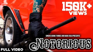 Notorious (Aardee, Chani Nattan) Mp3 Song Download