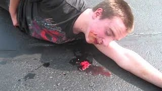 OMG. i hit a cat 25mph -By Motorized Bicycles & Club