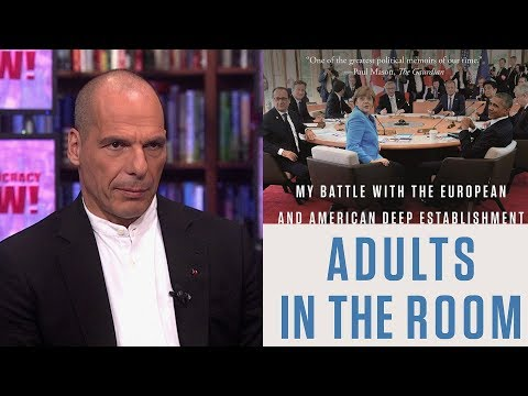 Former Greek Finance Minister Varoufakis on Catalonia, Muslim Ban and a Sustainable World Order