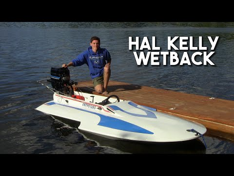 My AWARD-WINNING Hal Kelly Wetback Hydroplane