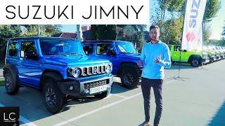 SUZUKI JIMNY 2019 / Primera prueba / #LoadingCars