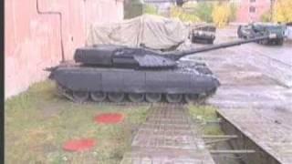 T-80 and Black Eagle