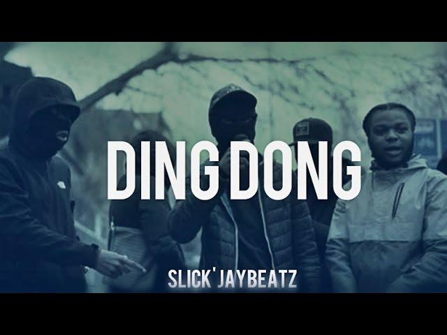 Harlem Spartans x 86 Type Beat  Ding Dong  | @SlickJayBeatz | 2017