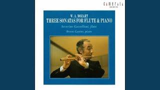 Violin Sonata in F Major, K. 376: I. Allegro (Arr. for Flute and Piano)