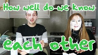 How Well Do We Know Each Other | OZZY RAJA