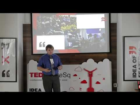 The best way to learn is to teach others | Alexey Grishin | TEDxFameSq