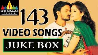 143 (I Miss You) Video Songs Back to Back | Sairam, Sameeksha | Sri Balaji Video