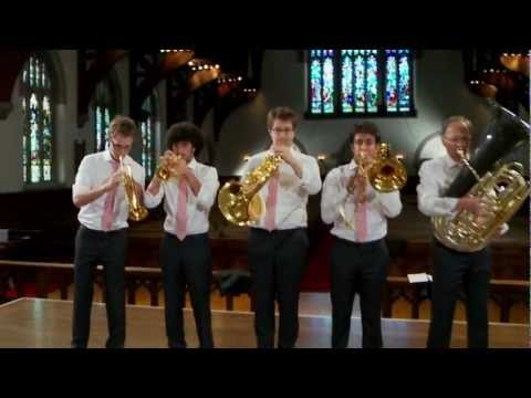 Canadian Brass - Flight of the Bumblebee