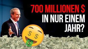 700 MILLIONEN Dollar Umsatz im Jahr! | Das GEHEIMNIS, wie es JEDER schaffen kann viel zu verdienen