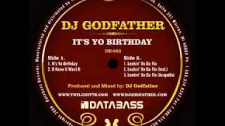 DJ Godfather - It