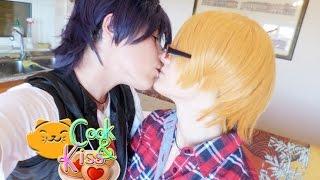 Cook & Kiss:  Love Stage!! [vegan Crepes Recipe]
