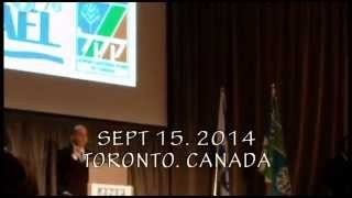 Stop the JNF protest Sept 15 Toronto