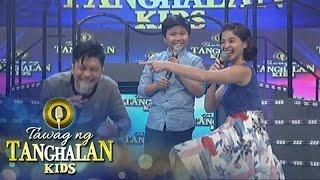"Tawag ng Tanghalan Kids: Anne calls Vhong ""asawa ko"""