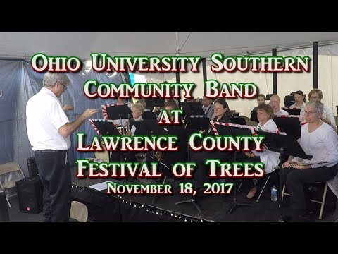 Hometown Christmas - Ohio University Southern Community Band