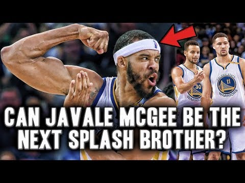 Javale McGee Can Shoot 3s Now | Can He Be The Third Splash Brother?