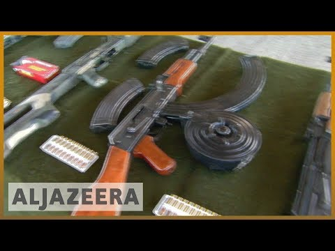 🇲🇽 🇺🇸 Illegal guns from the US fuel Mexico's drug cartel violence | Al Jazeera English