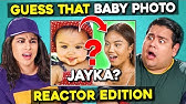 Can YOU Guess That Reactor's Baby Photo? #2FBE Staff React