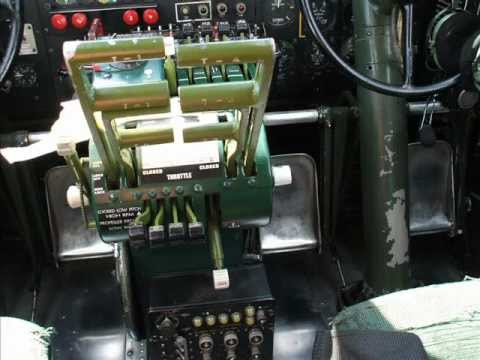 B-17 BOMBER--INSIDE AND OUT