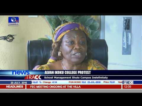 Alvan Ikoku College Protest: School Management Shuts Campus Indefinitely