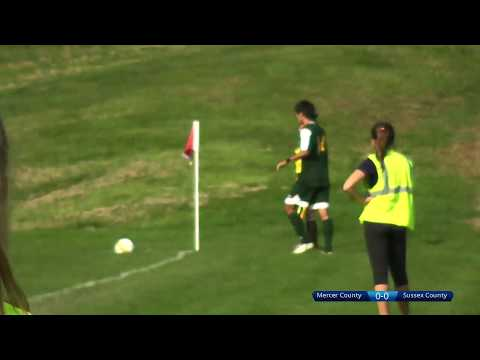 Mercer Community College vs. Sussex County Community College Mens Soccer