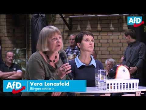 2017 09 21 Sport frei! mit  Frauke Petry und Vera Lengsfeld in Pirna