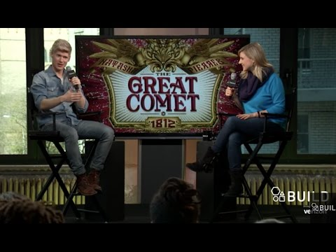 "Lucas Steele On The Broadway Show, ""Natasha, Pierre And The Great Comet of 1812"" 