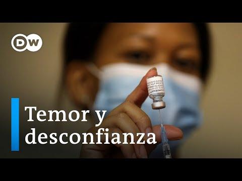 El escepticismo ante las vacunas, un fenómeno global