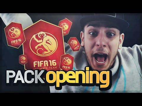 ME TOCA ALGO BUENO!!! - PACK OPENING FIFA 16