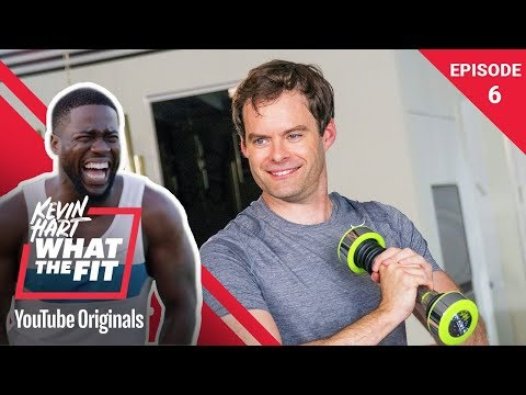 As Seen On TV Fitness with Bill Hader  Kevin Hart: What The Fit Episode 6  Laugh Out Loud Network