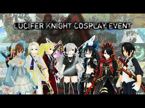 Guild Lucifer Knight New Cosplay Event 2018