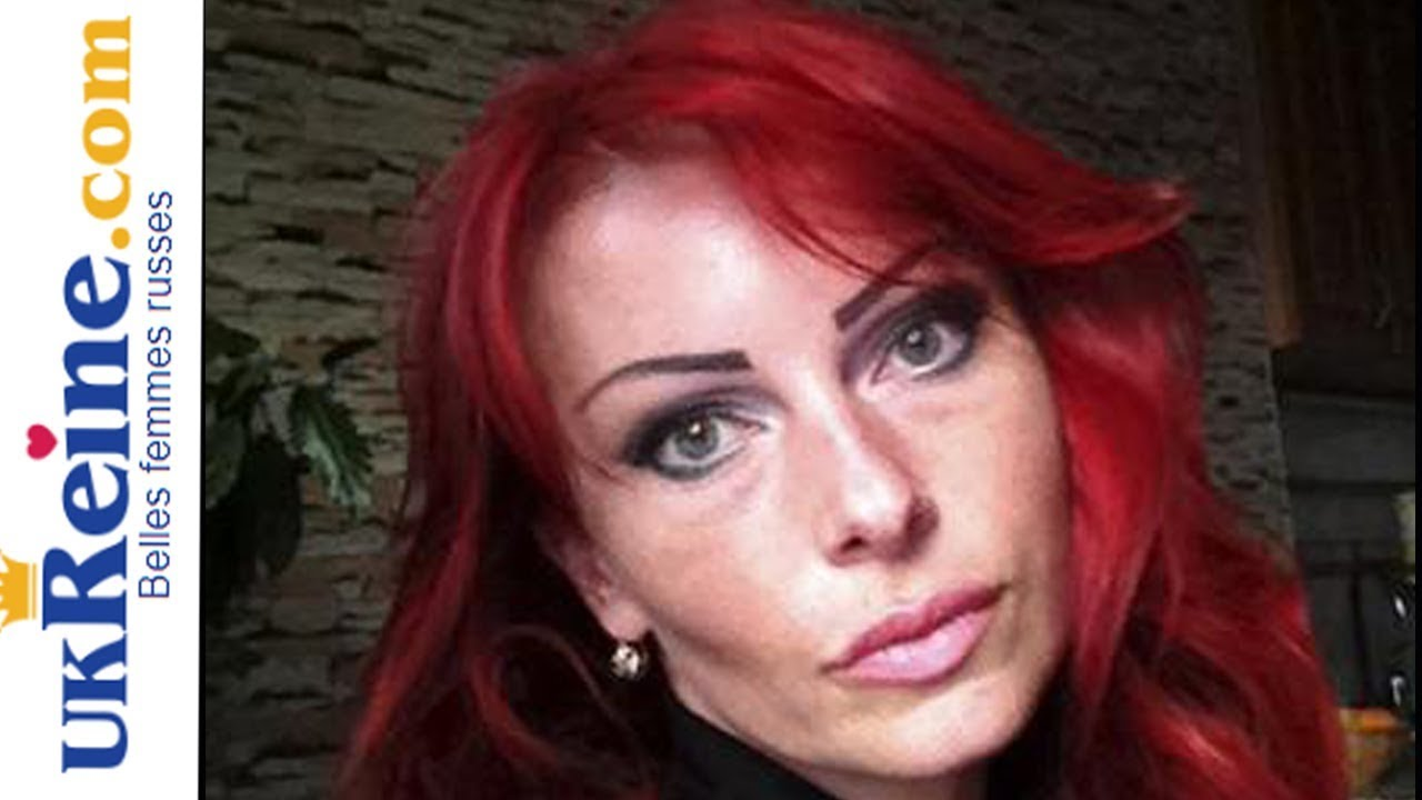 Red hair russian women with you
