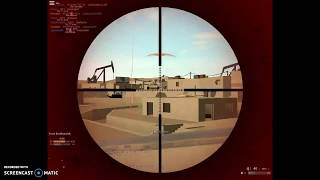 [Cliquez sur CC] Phantom Forces[Roblox Gameplay]Just Random Sniping.