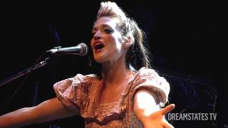 CocoRosie - End of Time @ Niceto Club (Argentina 2015) [HQ]