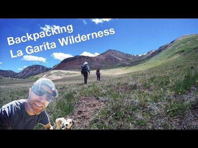 Backpacking Colorado's La Garita Wilderness