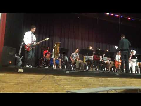 Birdland - Wetmore High School Band