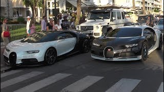 Supercars in Cannes & Juan Les Pins vol.5 - August 2018
