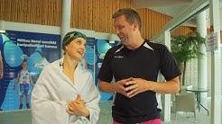 Elixir TV Uinti: Janni Hussi voittaa vesikammonsa