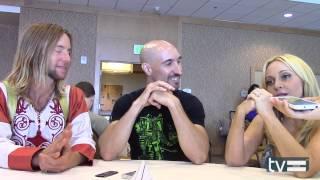 Greg Cipes, Scott Menville & Tara Strong Interview - Teen Titans Go! Season 2