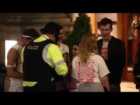 Carnage booze crawl hits Bristol