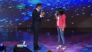 Liliana Domínguez soñando por cantar 2013