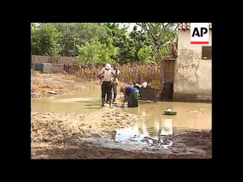 MOZAMBIQUE: FLOODING DISASTER: AID AGENCY