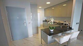 Апартаменты 3 спальни в новостройке Sunset Drive Бенидорма, Испания. Недвижимость в Испании(, 2016-12-26T16:47:11.000Z)