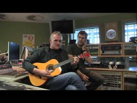 Greg Davies & Rhod Gilbert play a song