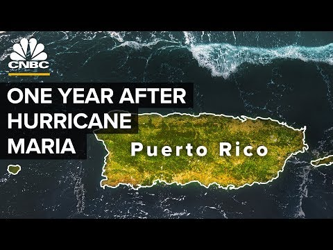 Puerto Rico after Maria: Meet The People Who Left