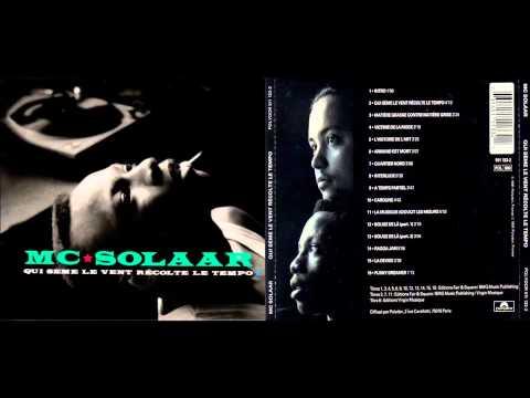 Mc Solaar - Qui sème le vent récolte le tempo - 01 - Intro