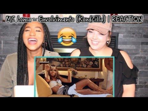 MC Loma e as Gêmeas Lacração - Envolvimento (KondZilla)   REACTION