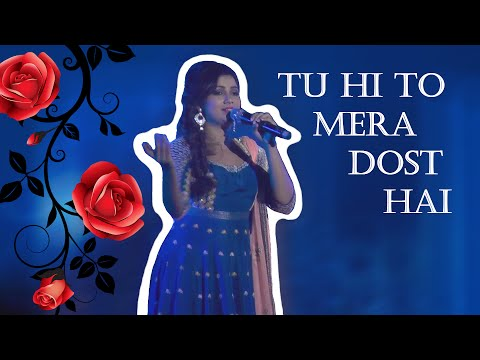 Shreya Ghoshal - Tu Hi To Mera Dost Hai - Netherlands 2016